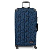 d17b8e328b2 Eastpak Eastpak Koffer Blauw Tranzshell L Leaves Blue