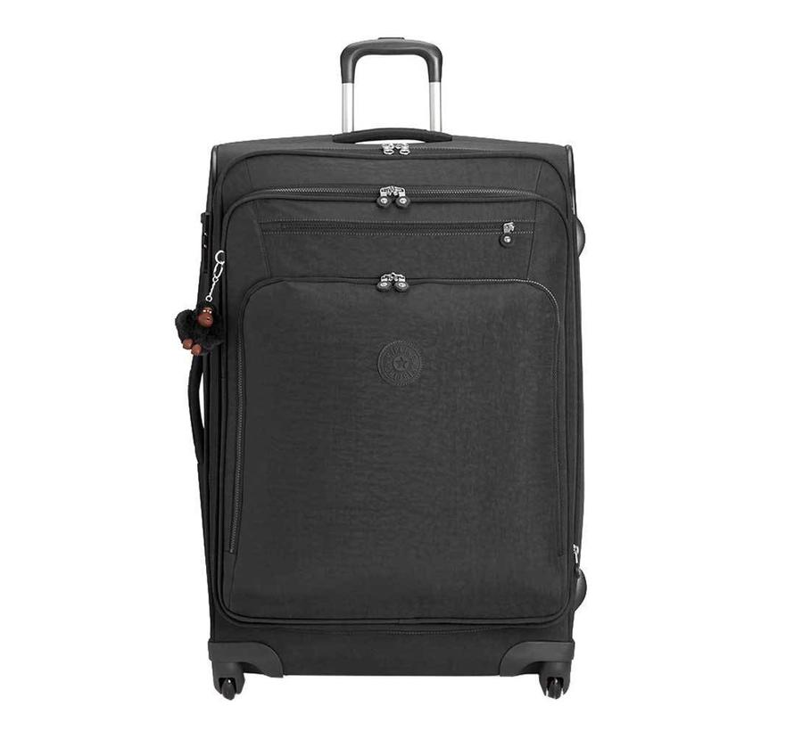 Kipling Koffer Youri Spin 78 True Black