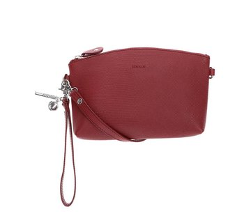 By LouLou / LouLou Essentiels Lou Lou Essentiels Pouch Lovely Lizard Red