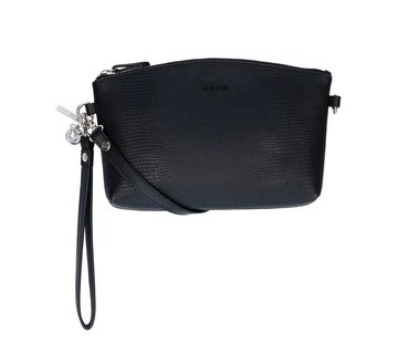 By LouLou / LouLou Essentiels Lou Lou Essentiels Pouch Lovely Lizard Black