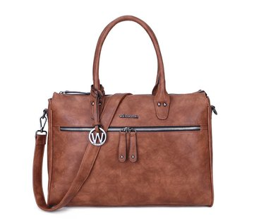 Wimona Wimona Fabiana-Two Dames Laptoptas Cognac