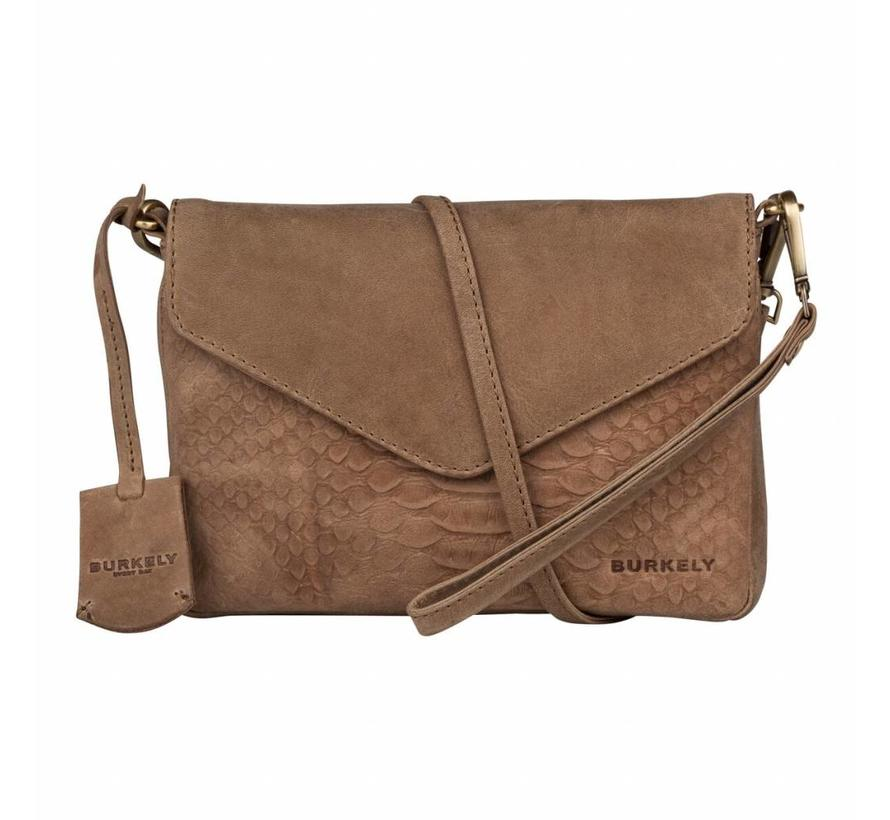 Burkely Hunt Hailey X-Over Taupe