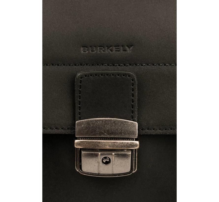 Vintage Dean Briefcase Black