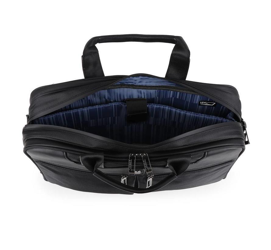 Transfer Laptoptas 15,6 inch Zwart