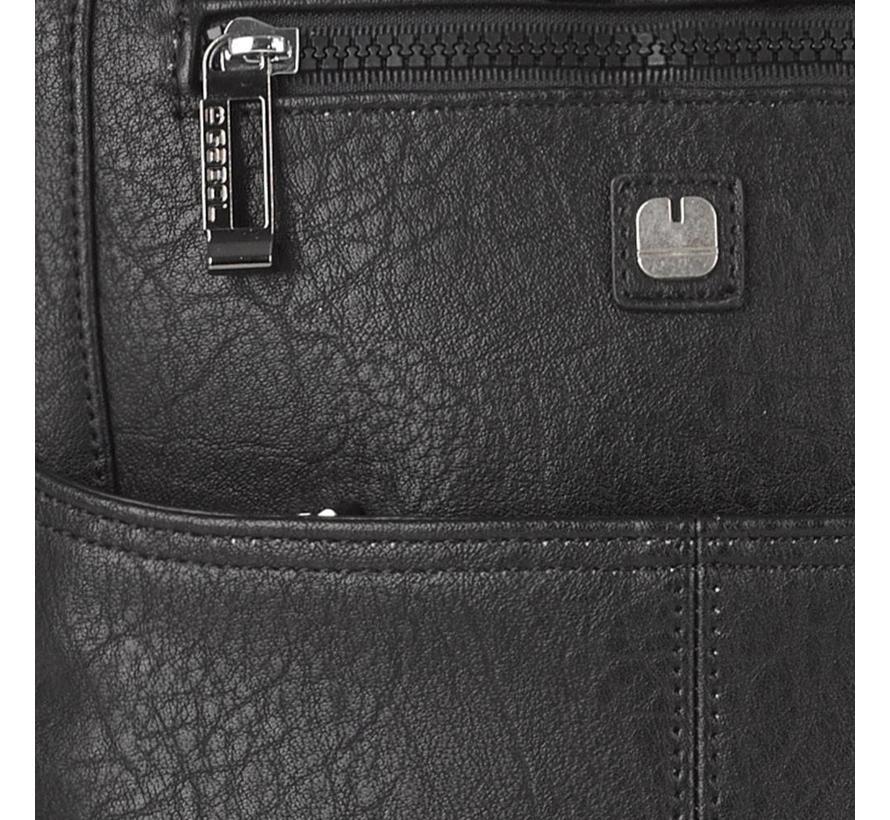 Gabol RFID Anti Skim Tablet Tas 10 inch Zwart