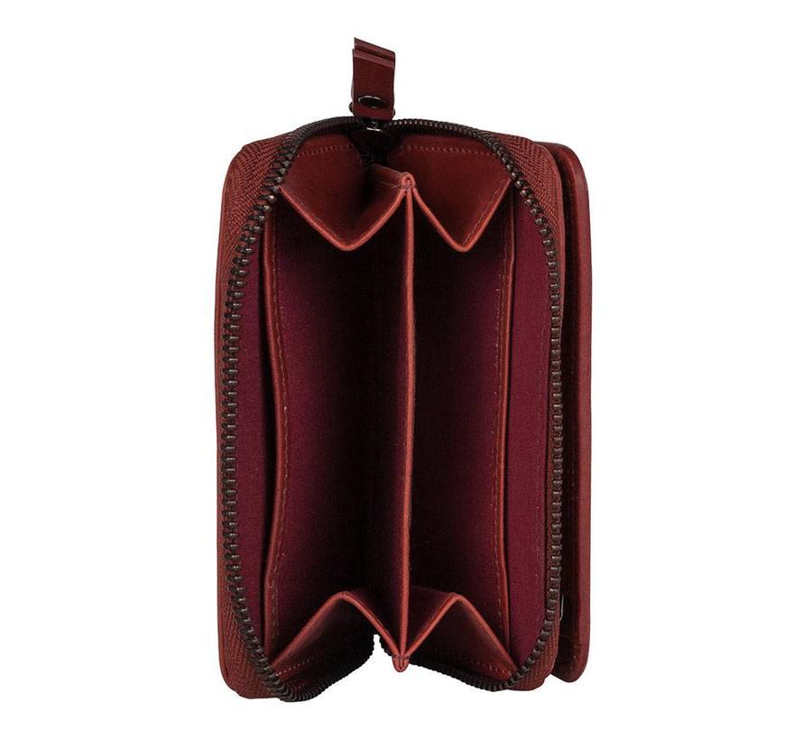 Lois Lane Mini Wallet Red