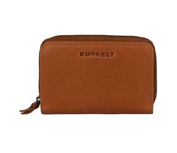 Burkely Burkely Lois Lane Mini Wallet Cognac