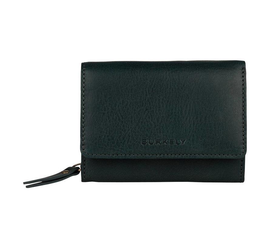 Sylie Star Medium Wallet Green