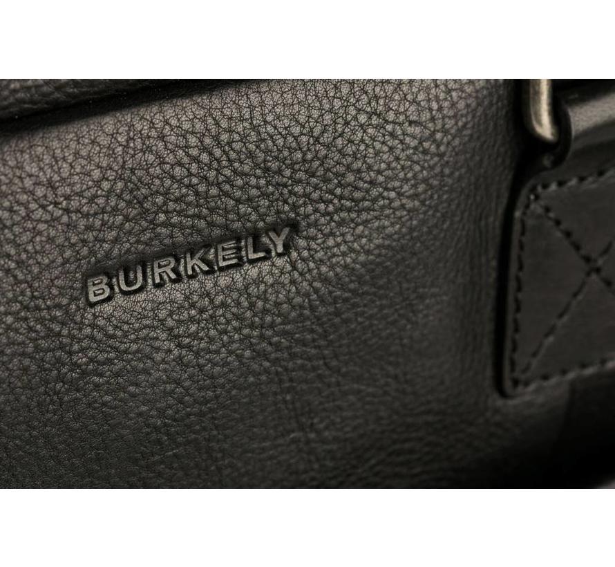 e730b9b6155 Leren Laptoptas Burkely Antique Avery 15.6