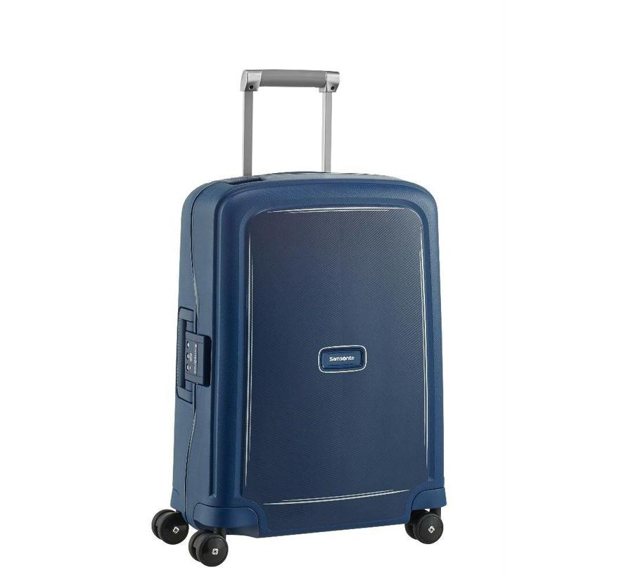 2627f604ea5 Samsonite B-Locked 55 Ink Blue Handbagage Harde Koffer Kopen ...