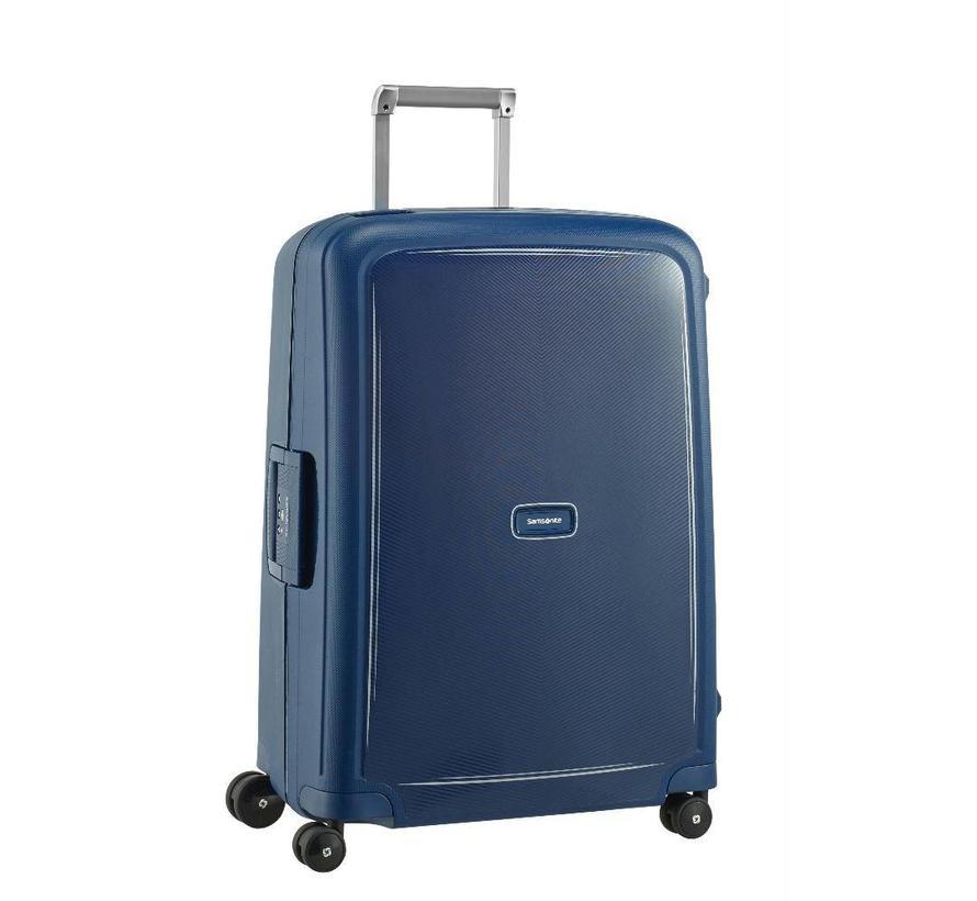 94b4d59b286 Samsonite B-Locked Spinner 69 Ink Blue Harde Koffer Kopen ...: