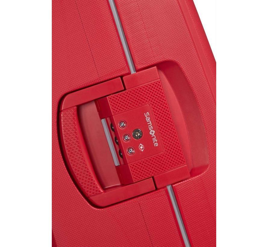 B-Locked Spinner 69 Raspberry