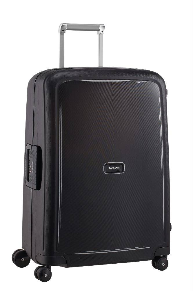40262c17614 Samsonite B-Locked Spinner 75 Charcoal Harde Koffer Kopen? - ByMetz ...