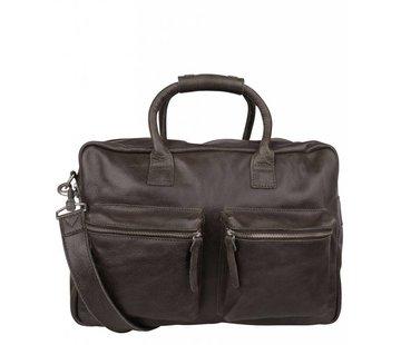 Cowboysbag Cowboysbag Schooltas The Bag Storm Grey