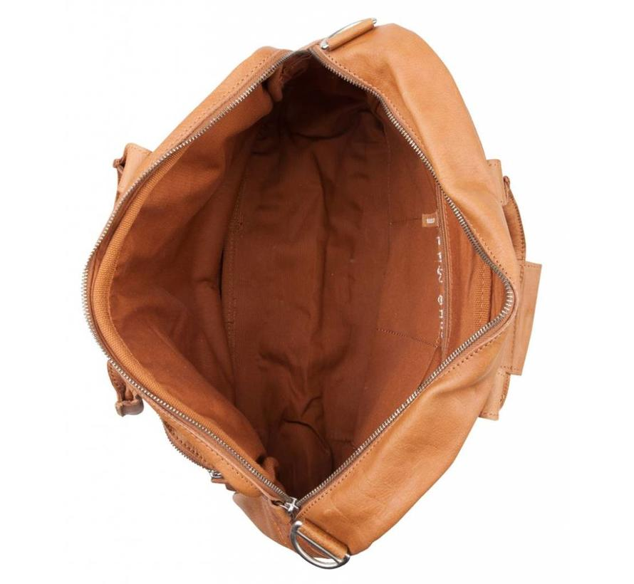Cowboysbag Schooltas The Bag Tobacco