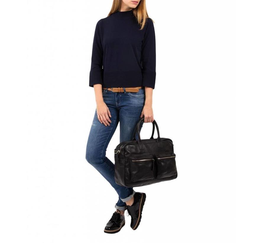 Cowboysbag Schooltas The Bag Zwart