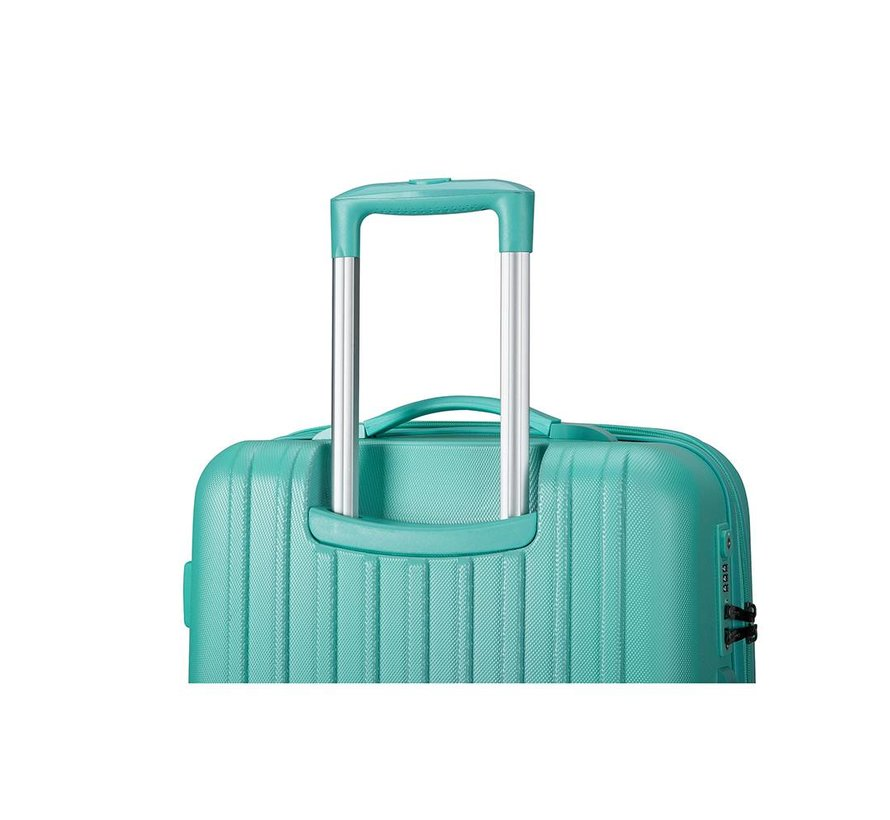 Decent Grote Koffer Tranporto One 76 Mint Green
