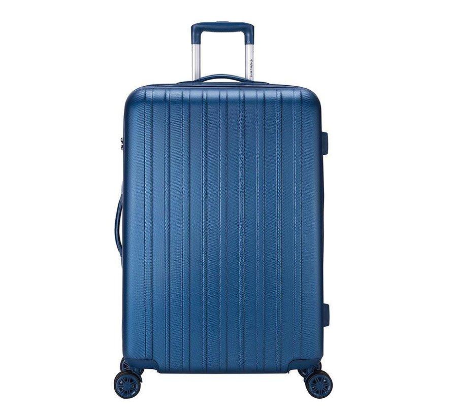 Decent Grote Koffer Tranporto One 76 Dark Blue