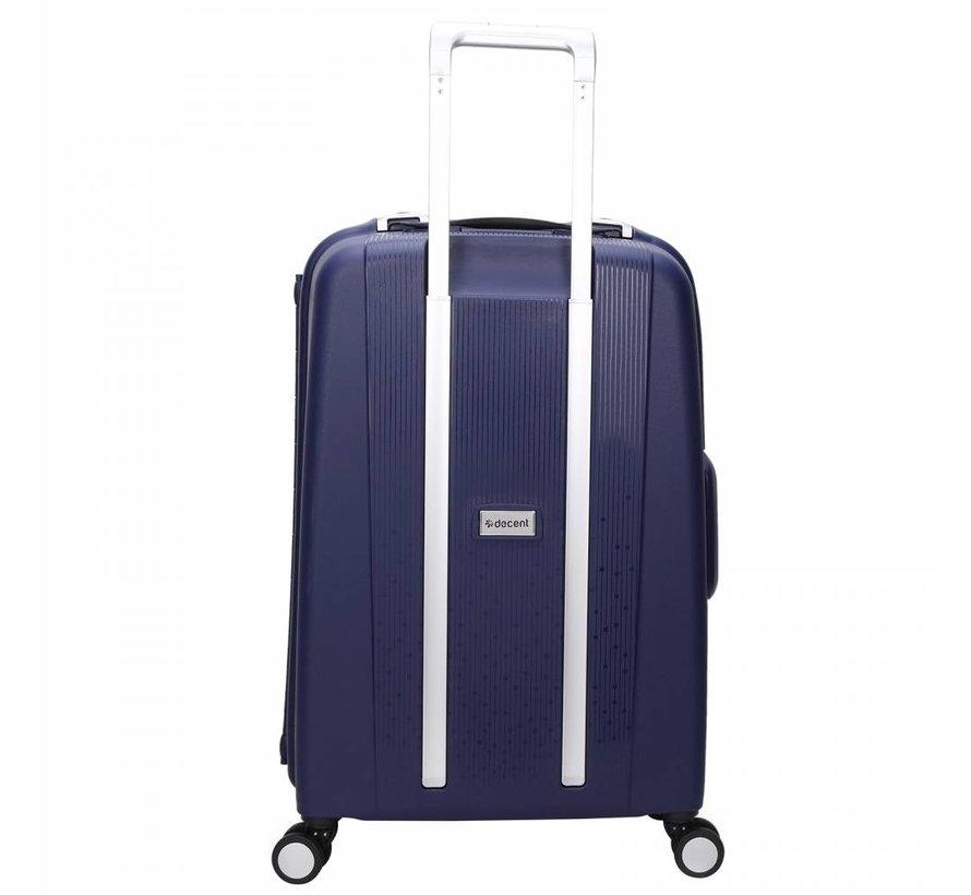 Decent Sportivo One Koffer 78cm Donker Blauw