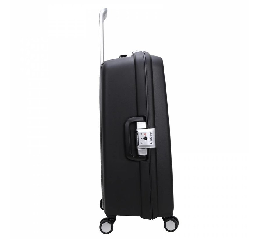 Decent Sportivo One Koffer 67cm Zwart