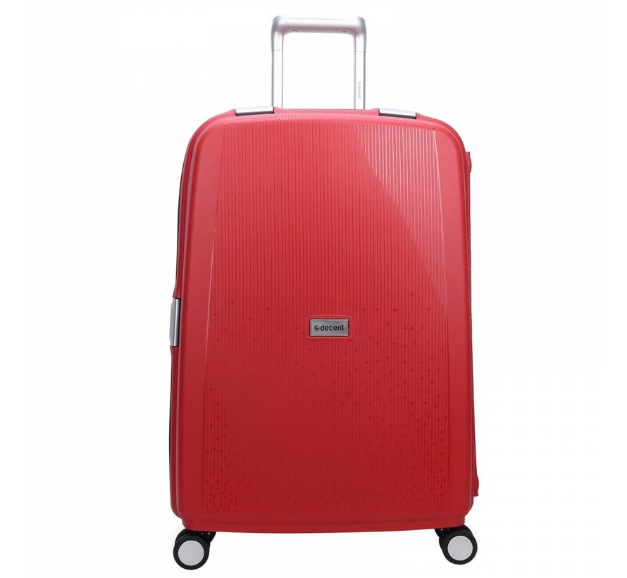Decent Sportivo One Koffer 67cm Rood