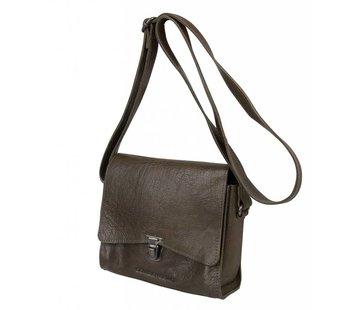 Cowboysbag Cowboysbag Schoudertas Bag Rowe Hunter Groen