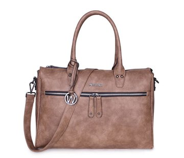 Wimona Wimona Fabiana-Two Dames Laptoptas Taupe