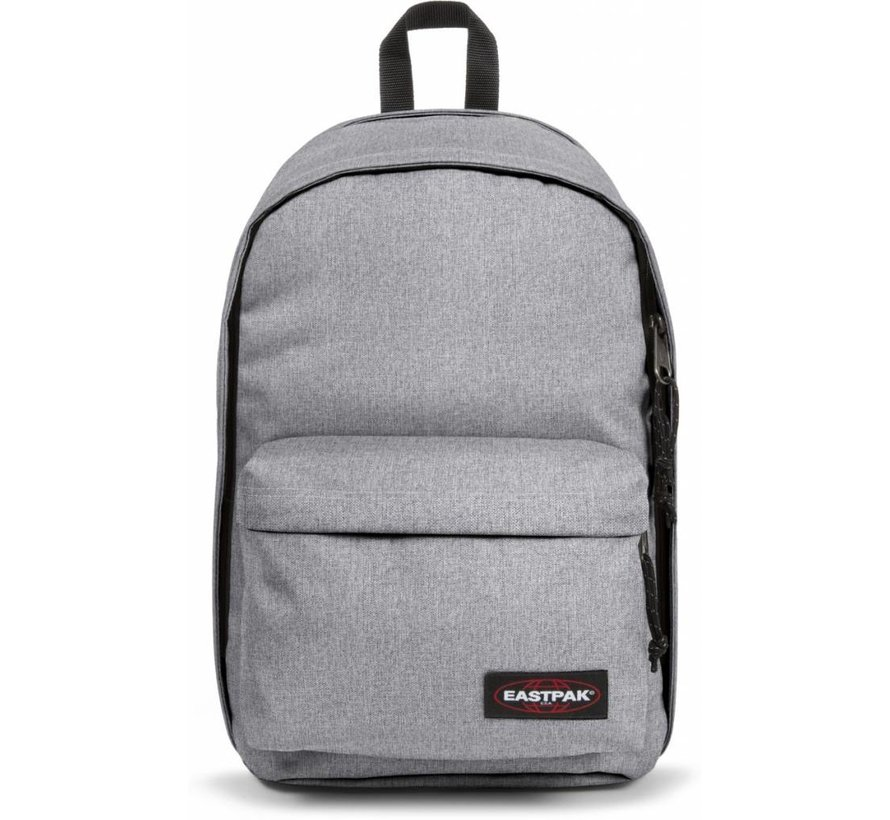 Eastpak Rugzak met Laptopvak Back to Work Grey