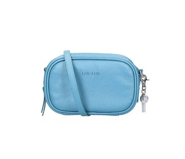 By LouLou / LouLou Essentiels LouLou Pouch Pearl Shine Light Blue
