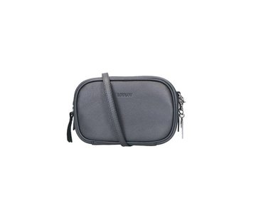 By LouLou / LouLou Essentiels LouLou Pouch Pearl Shine Dark Grey