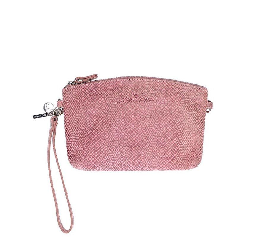LouLou Tas / Pouch Queen Blush Roze