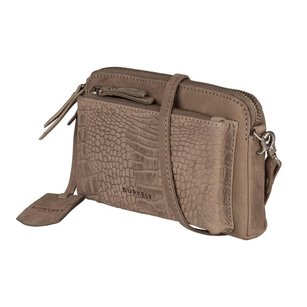 Tas Grijs Ally About Bag Burkely Kopen Small ARL354j