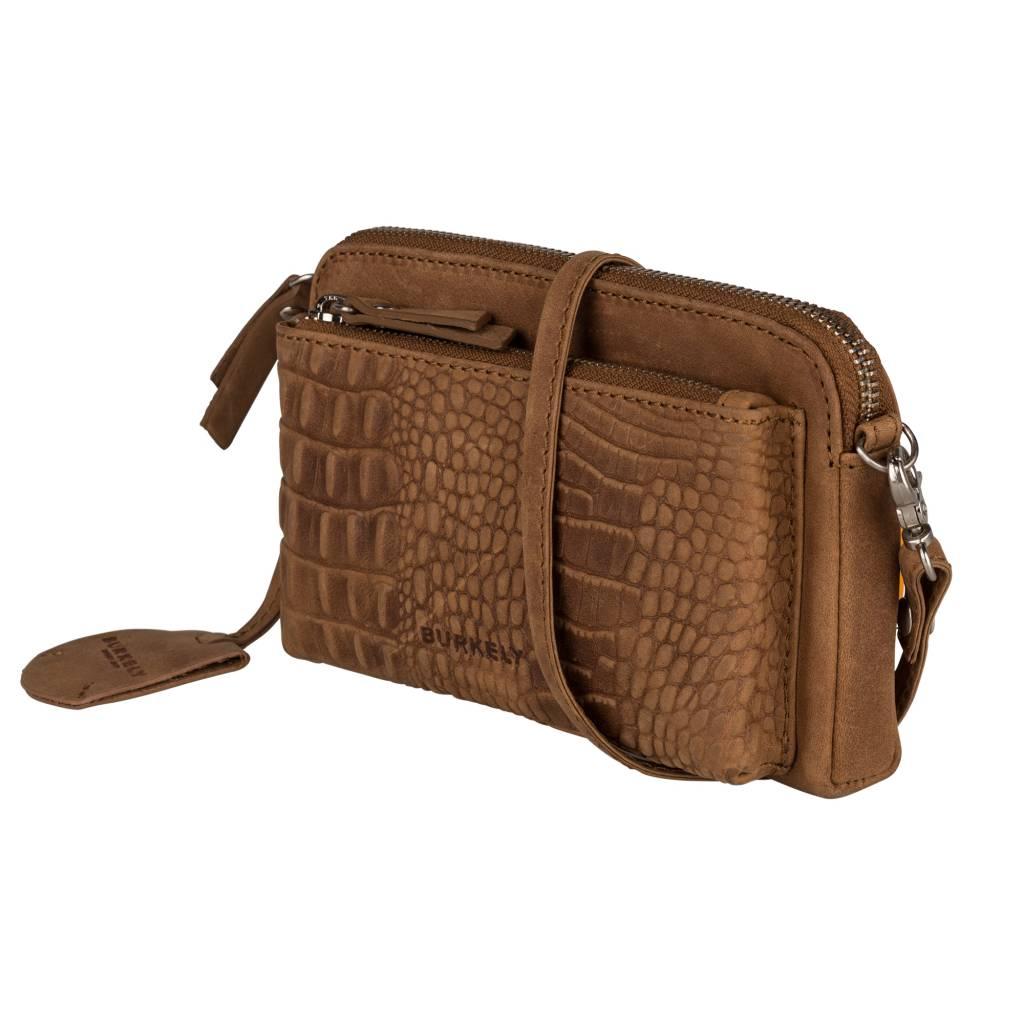 5f18efe42ca Burkely Tas About Ally Small Bag Cognac Kopen? - ByMetz.nl   Tassen ...