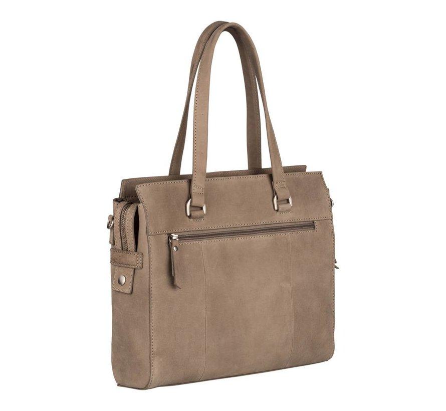 Burkely Handtas About Ally Handbag S Grijs