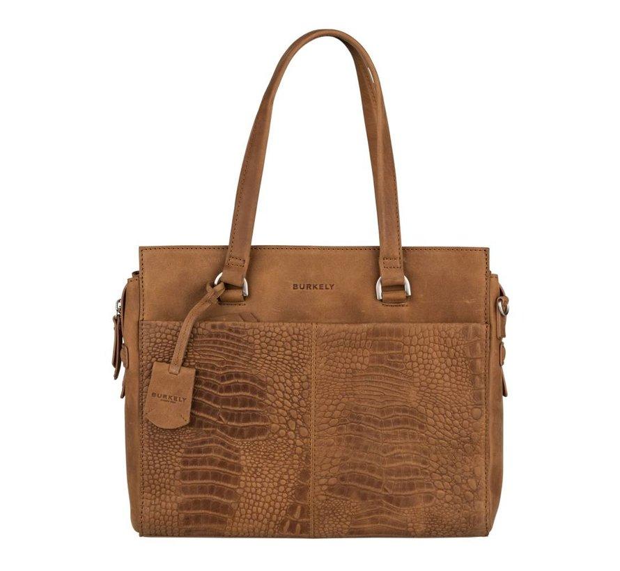 Burkely Handtas About Ally Handbag S Cognac