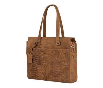 Burkely Burkely Handtas About Ally Handbag S Cognac