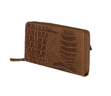 Burkely Burkely Portemonnee About Ally Big Wallet Cognac