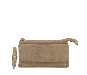 DSTRCT DSTRCT Tas / Clutch Portland Road Taupe