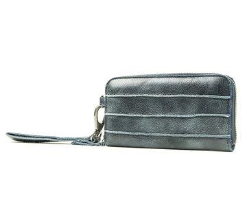 Bag2Bag Bag2Bag Portemonnee Jackson Blauw