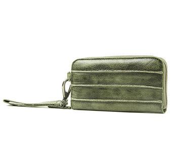 Bag2Bag Bag2Bag Portemonnee Jackson Groen