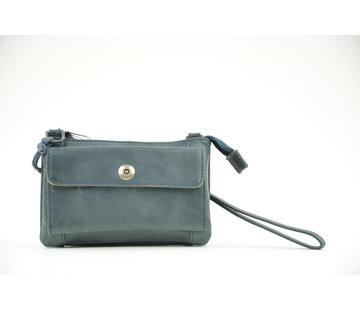 Bag2Bag Bag2Bag Tas / Clutch Albury Blauw