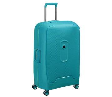 Delsey Koffer Aanbieding Moncey Groot 76 Green