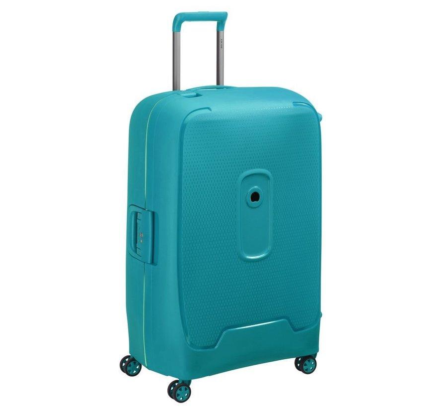 Koffer Aanbieding Moncey Groot 76 Green