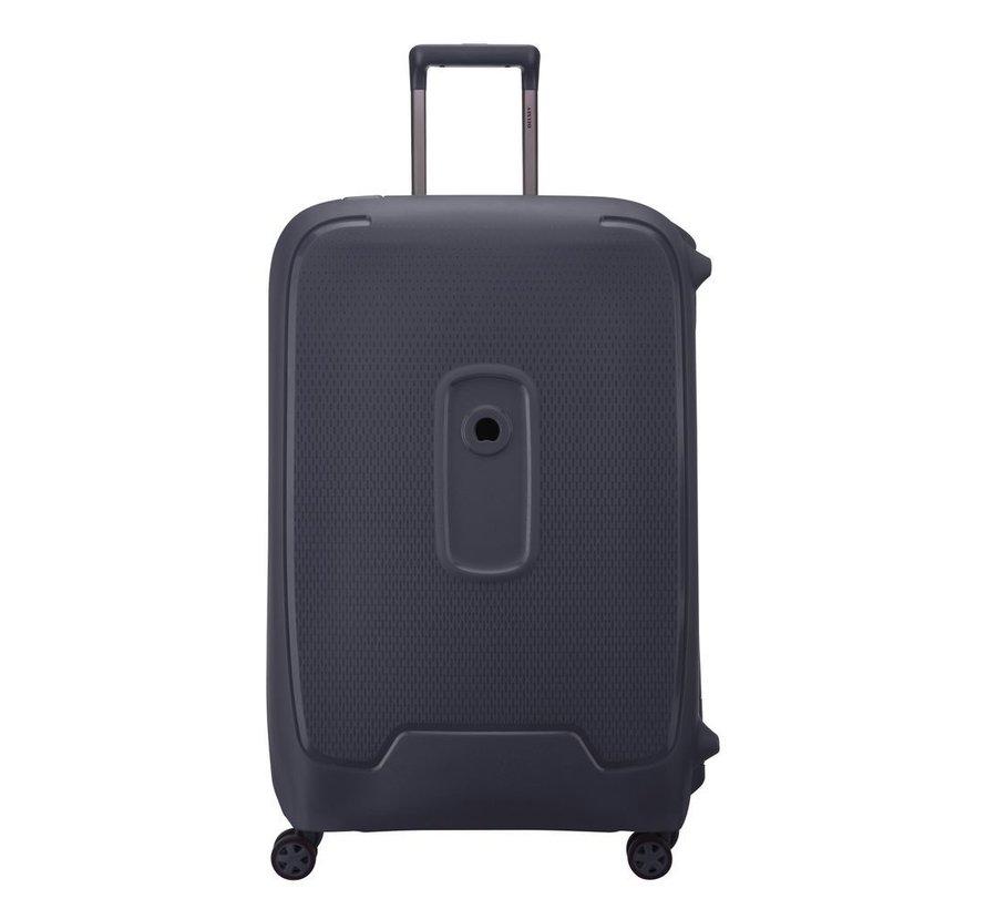 Delsey Koffer Aanbieding Moncey Groot 76 Zwart