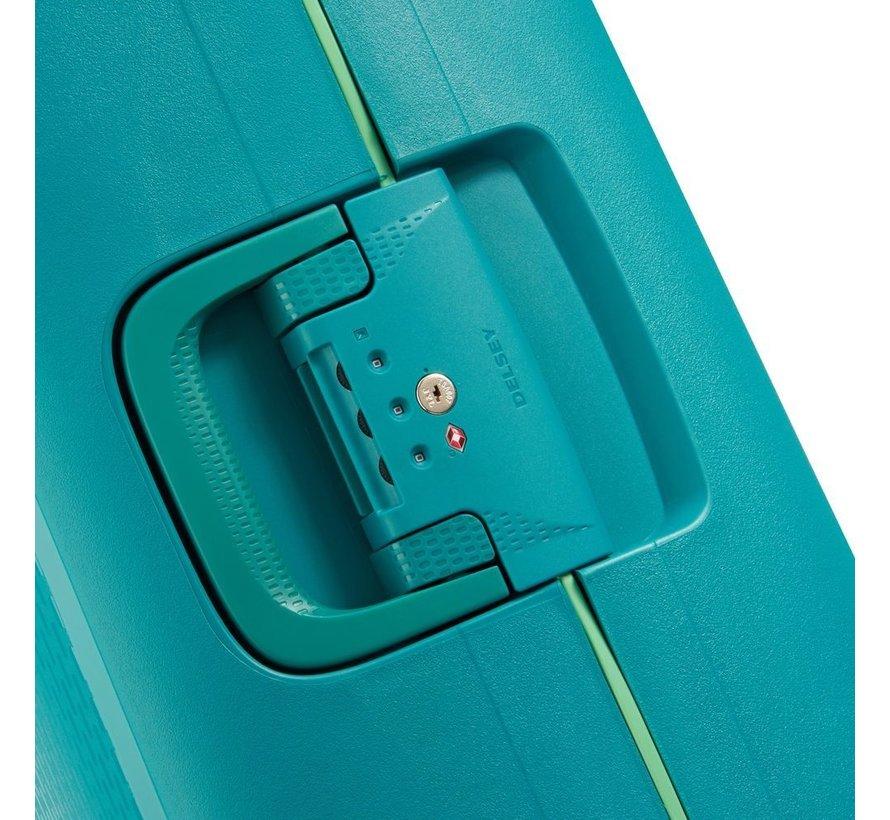 Koffer Aanbieding Moncey Medium 69 Green