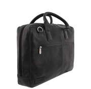 "Plevier Plevier Laptoptas 17,3"" Businessbag Surrey Zwart"