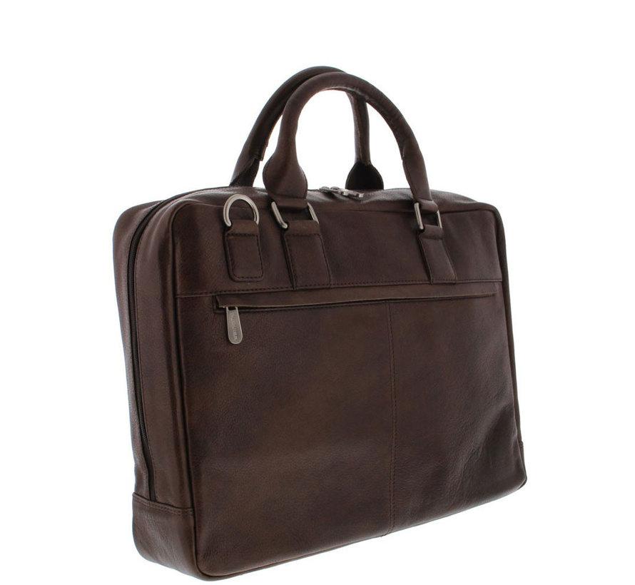"Laptoptas 17,3"" Businessbag Surrey Bruin"