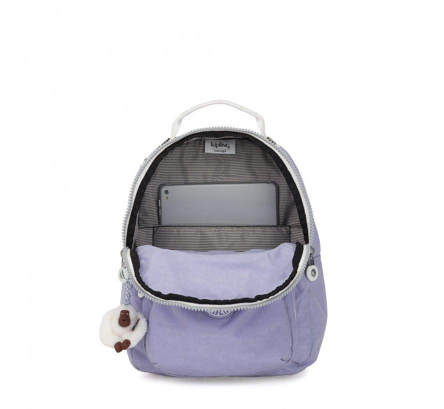 Kipling Rugzak Clas Seoul S Active Lilac
