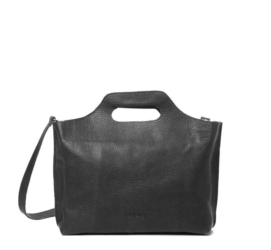MYOMY My Carry Bag Handbag Cross-Body Black