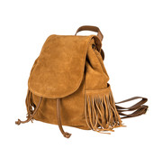 Burkely Burkely Rugzak Festival Bohemian Backpack Cognac